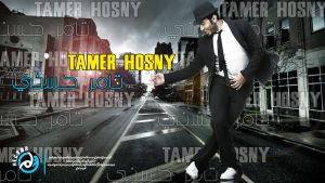Tamer hosny (hector) by SalemHector