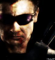 Hawkeye by NeekoL4D