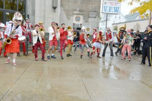 14 Honk Festival,Noise With A Beat On the Street7 by Miss-Tbones