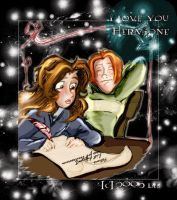 I Love you Hermione by trishna87