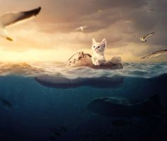How to Create a Dreamlike Underwater Scene by PxlizMag
