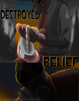 Chapter 2: Destroyed Belief by Py-Bun