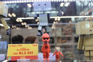 NYCC 2014: Yotsuba figures returns! by Kitedot