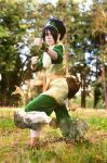 Earth Bending - Toph Bei Fong, Avatar by TophWei