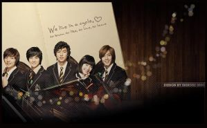 Boys over Flowers by jewell-liu
