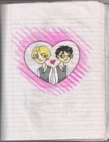 Drarry by The-Original-Moo-DOg