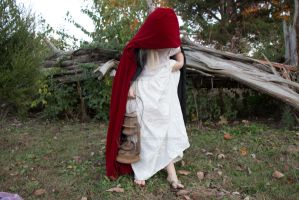 Little red riding hood stock 16 by HigherSeeking