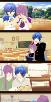 [MMD] Everything has changed  Gakupo x Kaito by hailualendoi5195