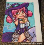 Zorilita Piratess Atc by MaryBellamy