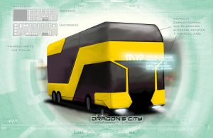 Shadowrun Schattenkatalog Bus Concept by raben-aas