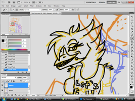 Five nights at dreddy`s wip by XxEvias-Toxic-LovexX