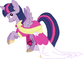 Coronation Twilight Sparkle by Awkwardly-Handsome