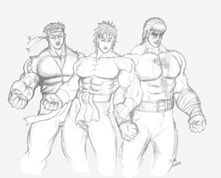 Japan's Strongest by hulkdaddyg