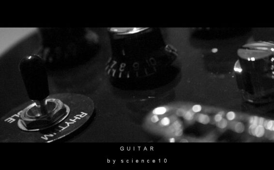 GUITAR by science10