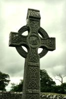 Celtic Cross by Navanna