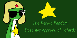 The Keroro fandom... by Atlanta-Hammy