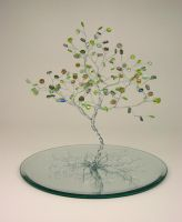 Funky Spring Bonsai by Lady-Blue