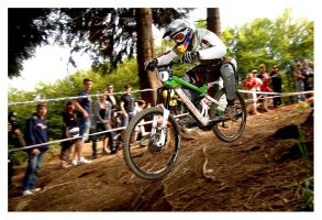 Dirtmasters Downhill no1 by runincircle