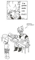 Gokus Gonna Make You PAY by StEML
