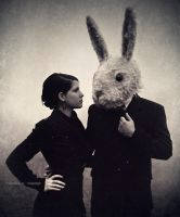 rabbit tale II by SuzyTheButcher