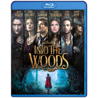 Into the Woods by prestigee