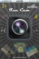 Camera app Splash Screen by tickey