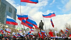 Donetsk protesters 2 by ShitAllOverHumanity