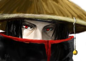 Uchiha Itachi by YeastSoldier