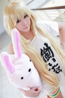 Idom@ster - Futaba Anzu by Xeno-Photography