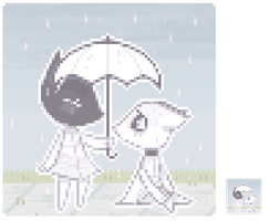 stand under my umbrella by sylveonprince