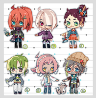 Set Price Adopts - {3 left} - Markdown! by Poiizu