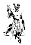 Dungeons and Dragons Inkscape Tributes - The Drow by Seothen
