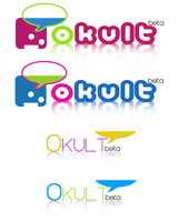 okult - logo design v2.0 by caizzzdigital