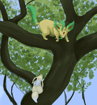 Tree Climbing Lessons by Messenger-Pigeon