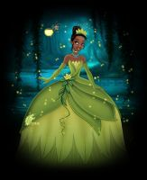 The Princess and the Frog - 01 by davidkawena