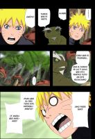Naruto Training - Color by ddial-up