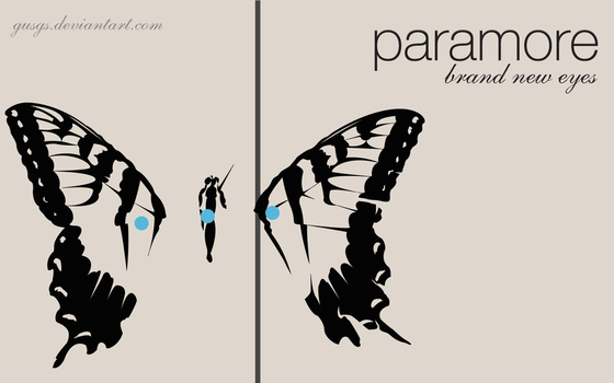 Brand New Eyes Wallpaper by GusGs
