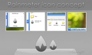 Rainmeter icon contest by UltimateRT