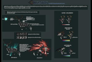 Ref- Duzath Species / DOWNLOAD IT FOR BETTER LOOK by Kamzeia-MS