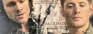 Sacrifice (Banner for Timeline) by Nadin7Angel