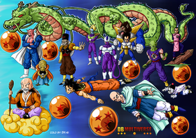 DBM Universe 9 poster by BK-81