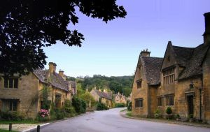 Stanton, Cotswolds Village by gwilym