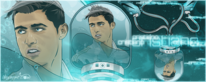 Cristiano Ronaldo Deep Space by akyanyme