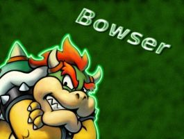 Bowser wallpaper by ismo7