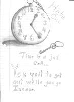 Time is a Jail Cell by kmmt10
