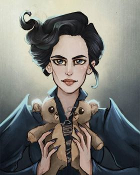 Miss Peregrine by Ninidu