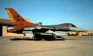 FY 1986 Block 32 F-16 No. 7 by F16CrewChief