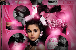 SelenaG| Hands to myself by lxps