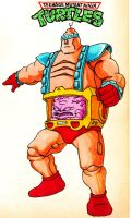 Krang by Real-Warner
