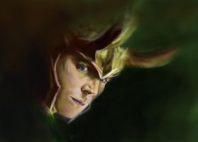 God of Mischief by AdaPaszaJeremiasza